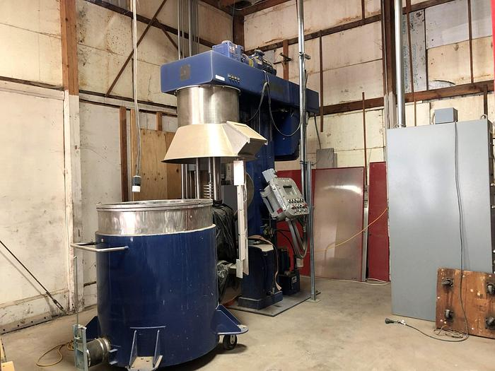 Refurbished HOCKMEYER MODEL HCPS-20 IMMERSION MILL WITH SWEEP ACTION (#9660)