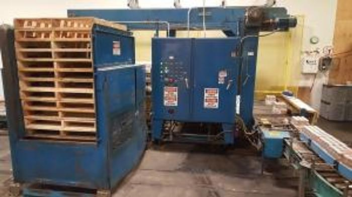 Kinetics / Goldco Case Palletizer