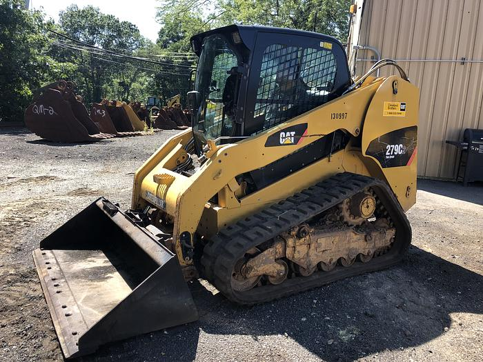 Used 2013 CATERPILLAR 279C2