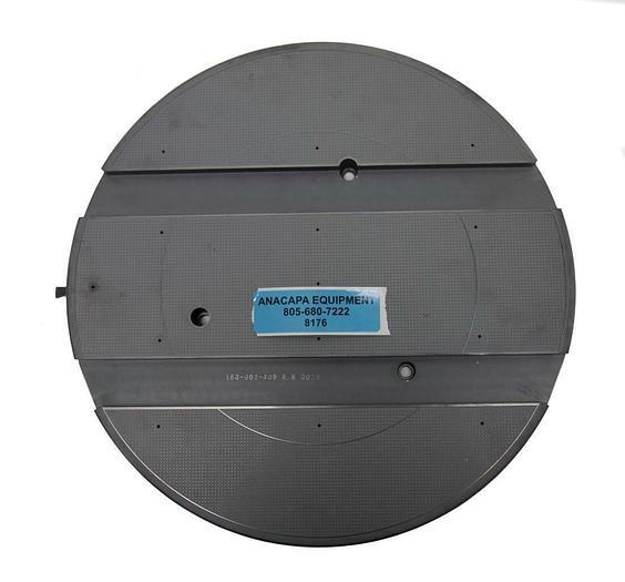 Used Veeco/Bruker 160-002-409 R.B 0070 Wafer Chuck 300mm Diameter (8176)W