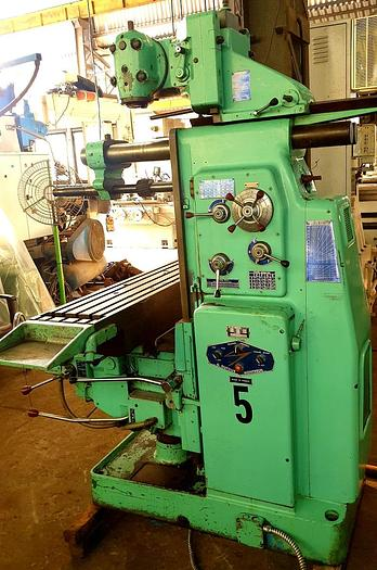 Dufour 221R Universal Milling Machine