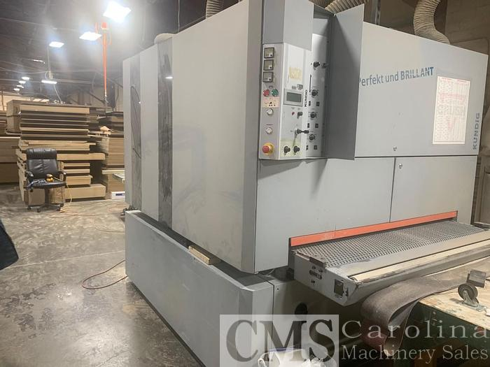 "Used Butfering 2-Head 53"" Sander"