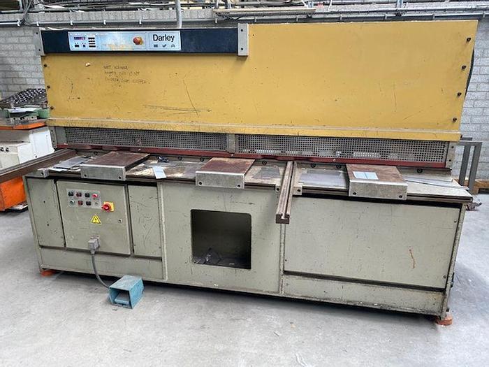 Gebruikt 1989 Darley Schaar S2500x4