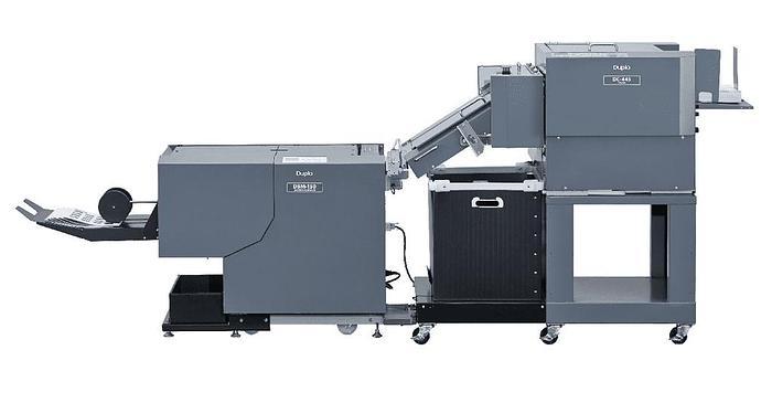 Duplo 150Cr Pro Creaser & Booklet Maker System