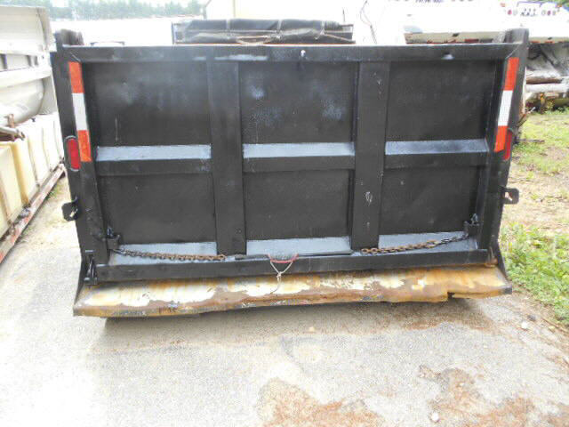 2000 Heil 14ft Gravel Box- Stock #: 8017