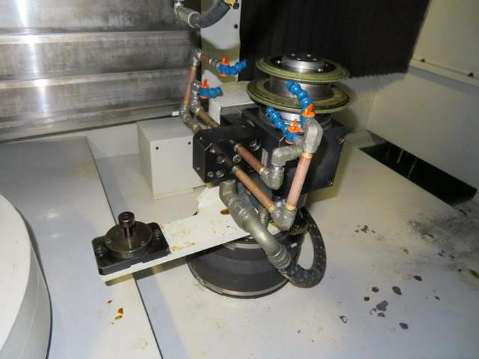 CAMPBELL MODEL 1000C500 MULTI AXIS VERTICAL CYLINDRICAL GRINDING MACHINE