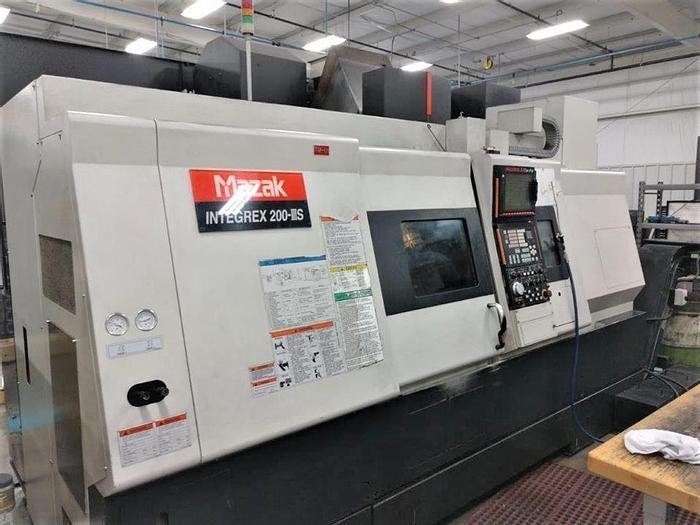 Used 2004 Mazak Integrex 200 IIIS
