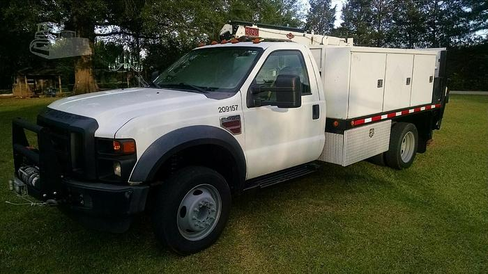 Used 2008 IMT 2020 MOUNTED ON FORD F450