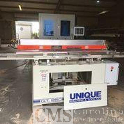 Used Unique Model 250 GT Door Machine