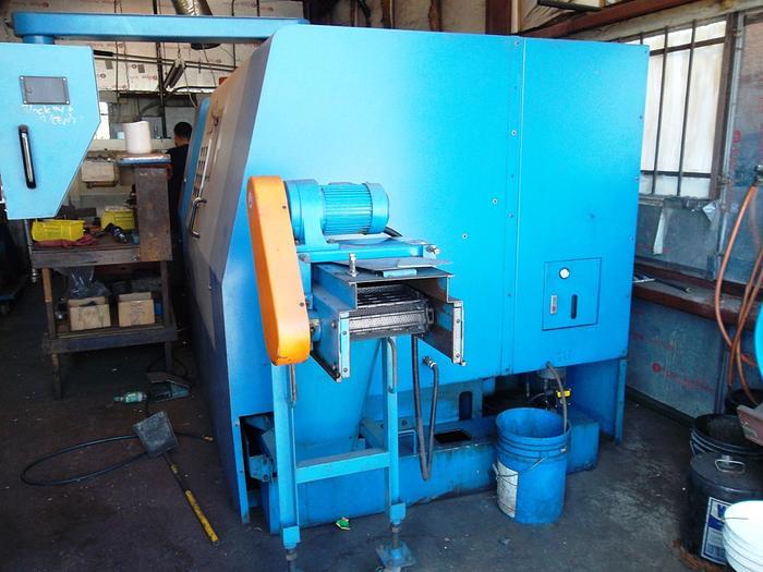Femco HL-35 2 Axis Slant Bed CNC Lathe (2008)