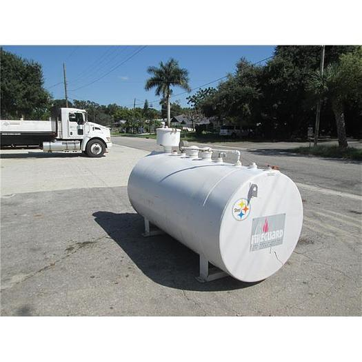 Used 535 Gallon fireguard diesel or fuel tank