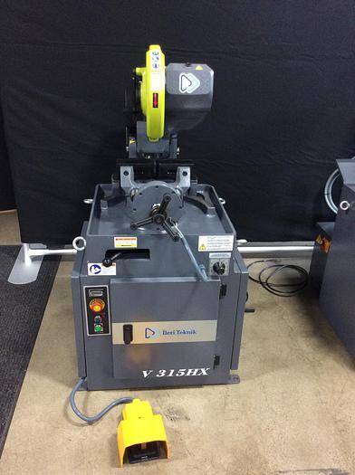 2019 Ileri Teknik Model V-315HX Semi-Automatic Circular Saw
