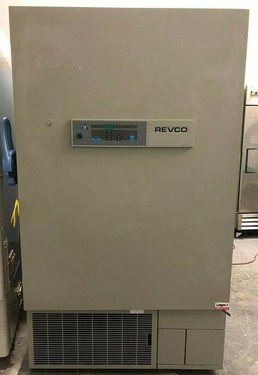 Used Revco ULT2586 -86 Ultra Low Temperature Laboratory Freezer Thermo 208/230V