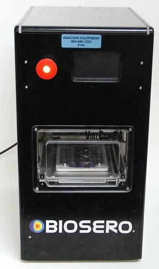 Used Biosero Vial Cap 24 VC24 Automated Capper De-Capper System (6149)