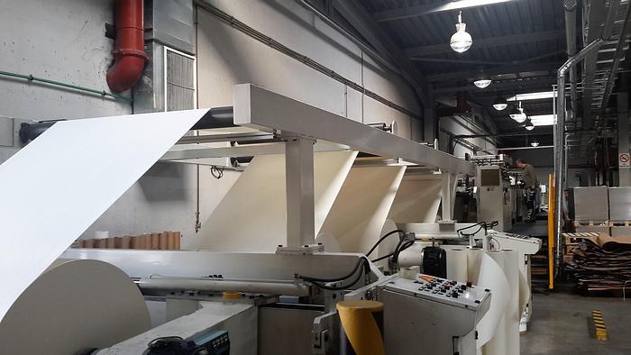 Gebraucht (CVC-151) - Sheet Cutter Miltex 1460 mm