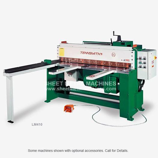 TENNSMITH Low-Profile Mechanical Shear with Performance Package-R LM410-R
