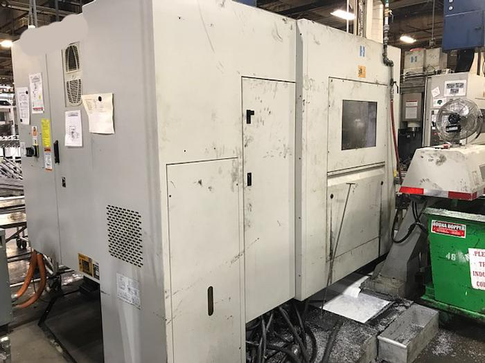 2007 HARDINGE-BRIDGEPORT XR760 VMC PRODUCTION CENTER