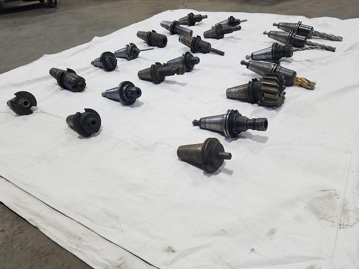Miscellaneous 50 Taper Tooling