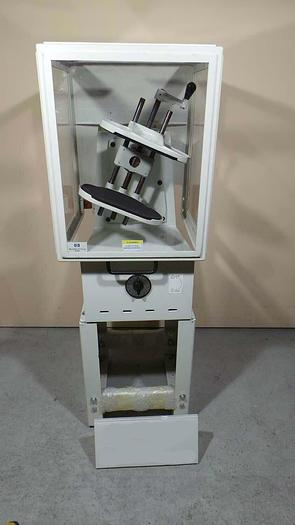 Used HP Indigo  MJX-1094-52  Ink Can Shaker Mixing System