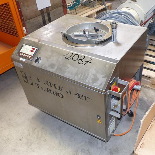 Used gebr. Mini-Temperiermaschine SOLLICH Type 100-F