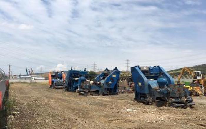 NOV SouthWest Mud Pumps 12-P-160