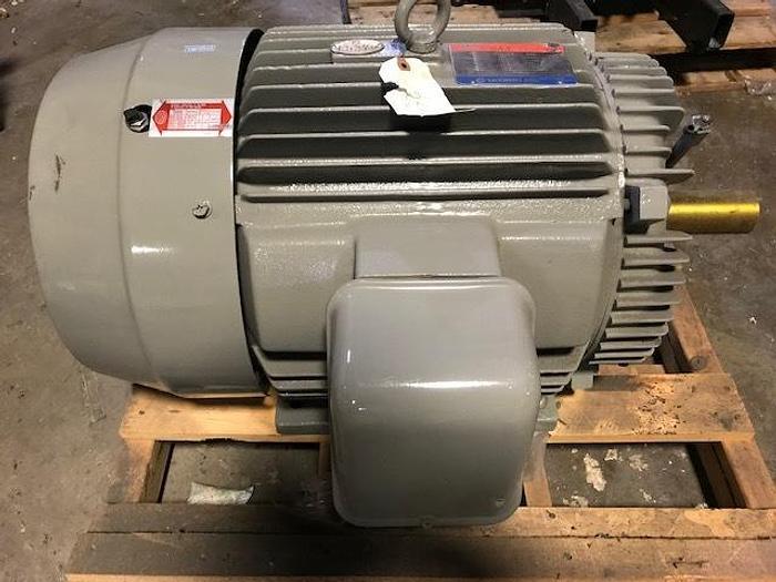 Used TATUNG CO. 30 HP , 3/60/460 VOLT, 1175 RPM UNUSED