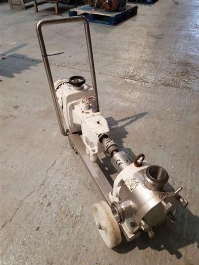 Used Maso Sine Pump Model MR-125