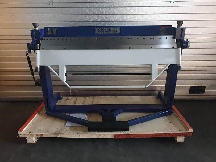 WFM1500 - ROGI Manual Bending Machine