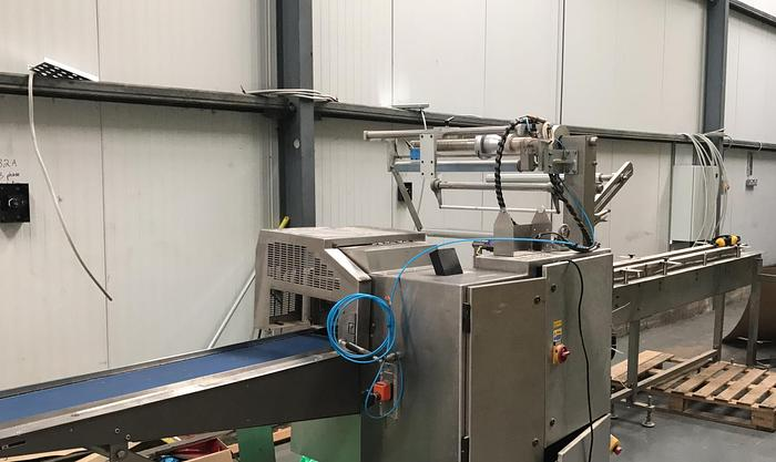 Used REDPACK FLOWRAPPING LINE