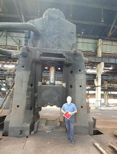 Used Hammer Forging Penumatic