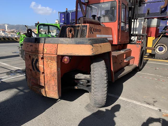 Gebraucht Forklift Kalmar
