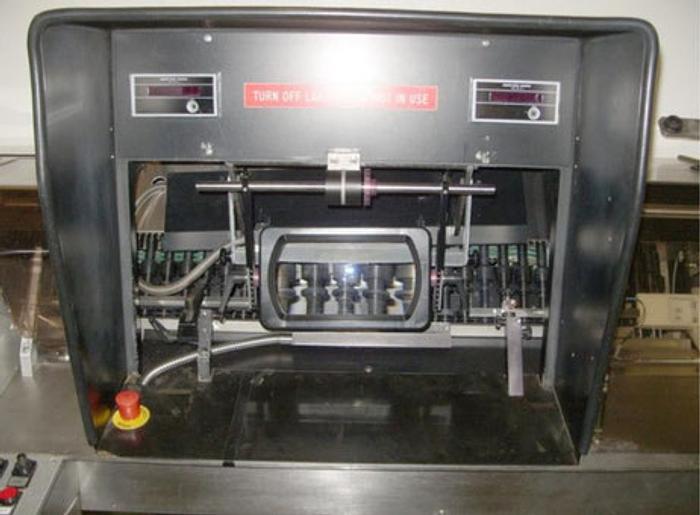 Seidenader Visual Inspection Machine V90