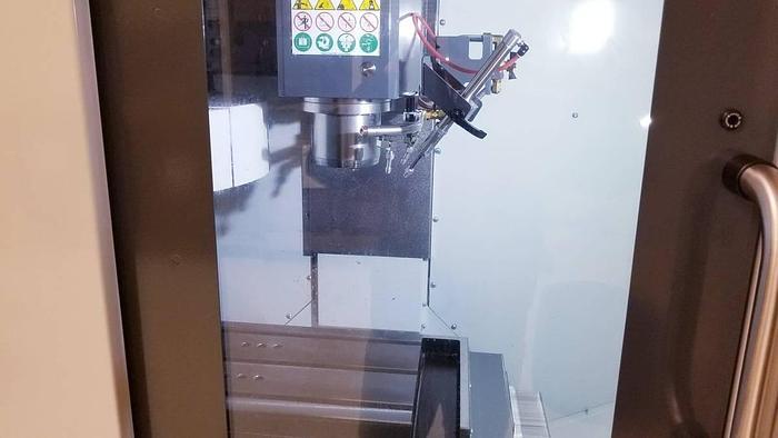 Haas Mini Mill Zero hour used!!