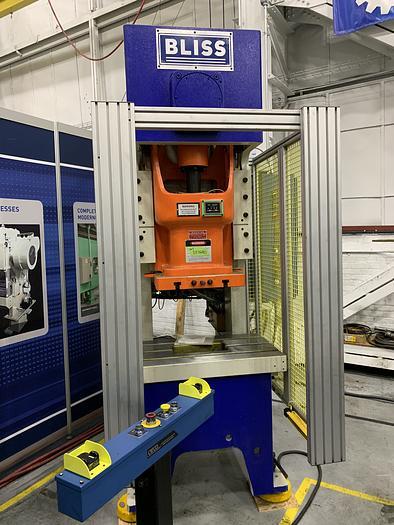 66 ton Bliss Gap Frame Mechanical High-Speed Press (NEW In-Stock)