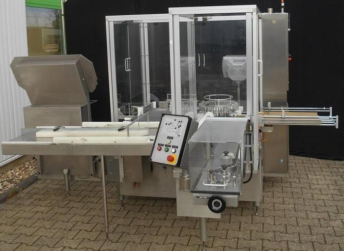 Used M 14532 D - Labeller BOSCH ERS 2010 for Ampoules and Vials