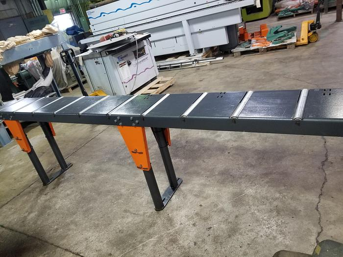 Used TigerStop TABR10 Roller Table