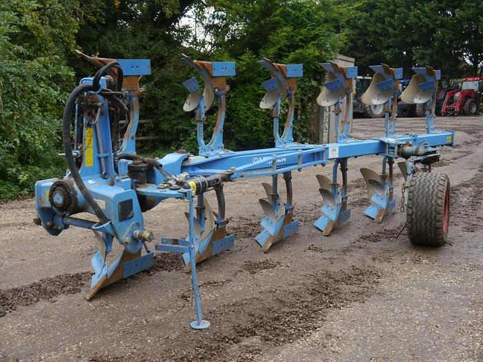 Used Lemken Europal 8 Plough