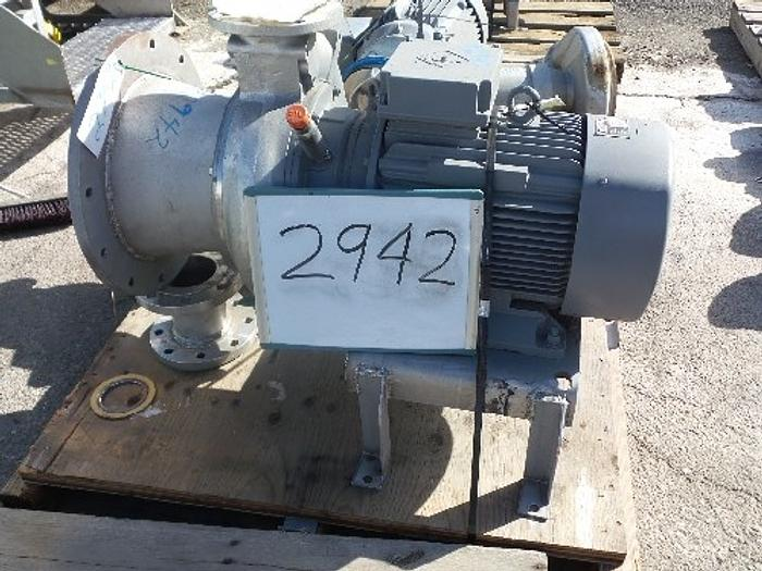 Used Chopper Pump 12'' x 4'' #2942