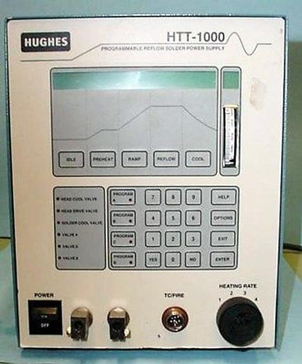 HUGHES PALOMAR PRODUCTS (HUGHES) HAC-1000 WELDING POWER SUPPLY WITH TRANSFORMER
