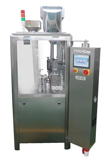 PRIMACap CF25 – Output up to 25,000 capsules/hr