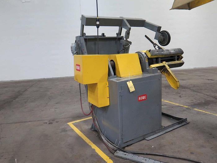 "Used 10,000LB x 30"" ROWE MOTORIZED UNCOILER"