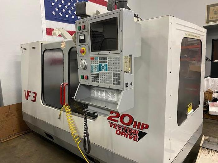Used 2000 Haas VF-3 CNC Vertical Machining Center #5799