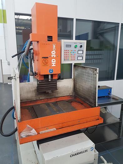 Usato Foratrice per Elettroerosione CHARMILLES HD 30 CNC
