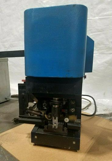 Used AMP Electric Component Stamping Crimping Machine
