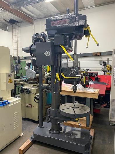 """Used 25"""" Fosdick Single Spindle Heavy Duty Drill Press"""