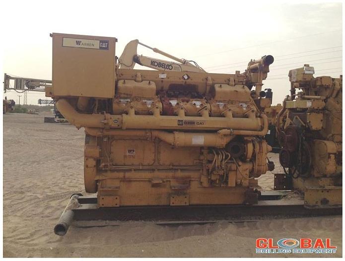 Used Item 0623 : Caterpillar D398B Engine