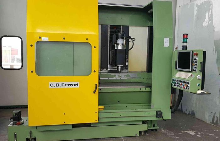 Usata Centro di Lavoro C.B.FERRARI B150