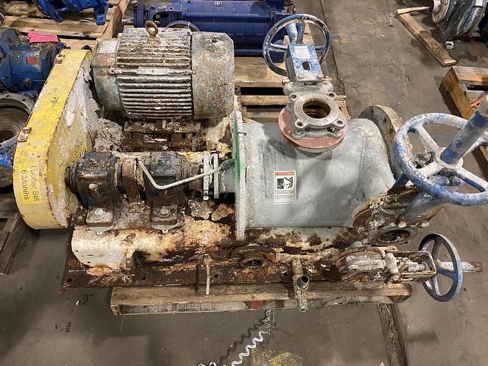 Used GL&V MODEL MR-8 SCREEN
