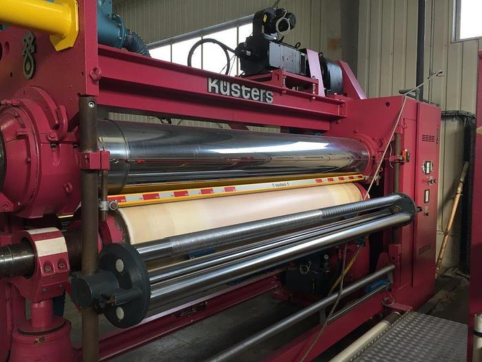 Used KUSTERS CALENDER  2400 MM  1999