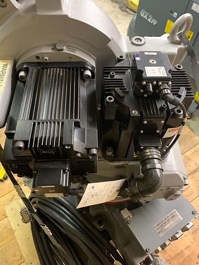 MOTOMAN UP50N (HP50) 50KG X 2046MM REACH 6 AXIS CNC ROBOT WITH NX100 CONTROL